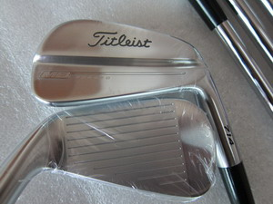 100% authentic original Titleist MB forged irons set heads